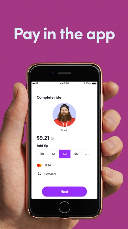Lyft screenshot-3