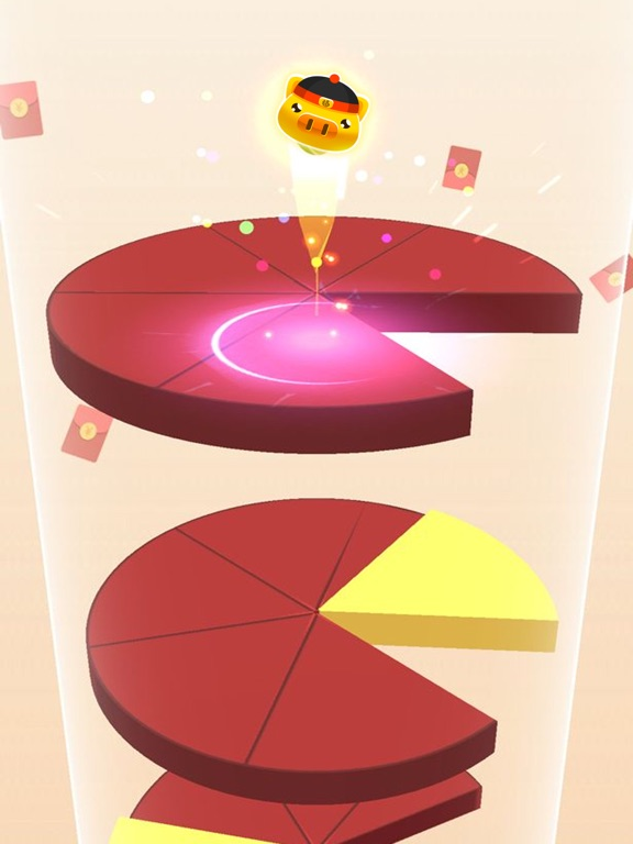 Spiral Rush Go -Jump  On Tower