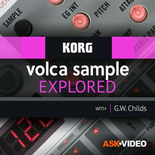 Exploring volca sample Course