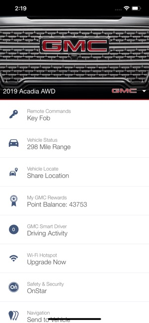 myGMC on the App Store