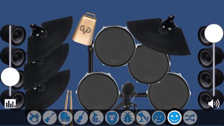 Electro Drum Kit screenshot-5
