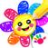 少儿童画画游戏! 幼儿学习涂色在儿童游戏宝宝绘画软件3-6岁
