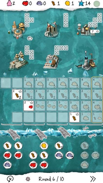 Imperial Settlers Roll & Write screenshot-6