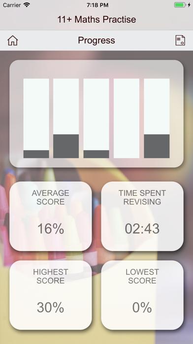 11+ Maths Test Practice screenshot 4