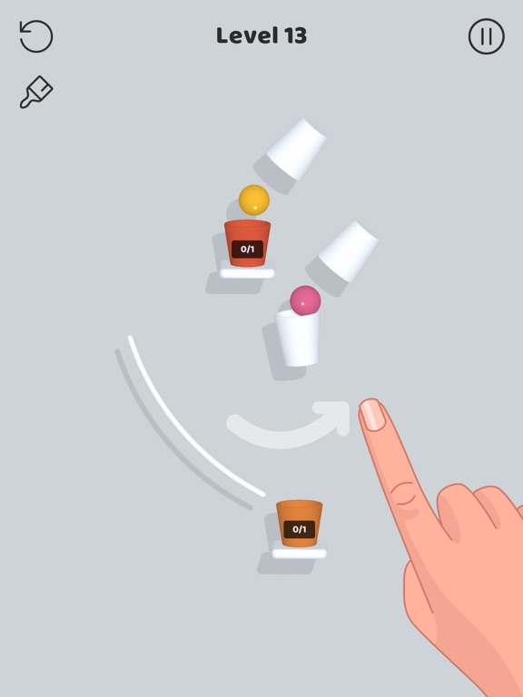 Tricky Cups! screenshot 10