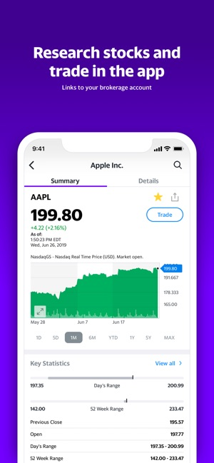Yahoo Finance on the App Store