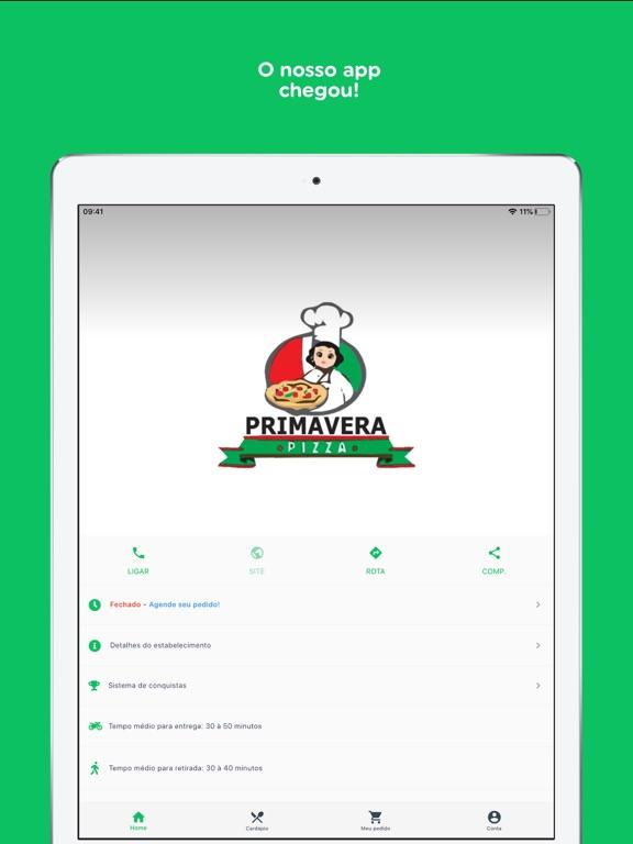Primavera Pizza screenshot 7