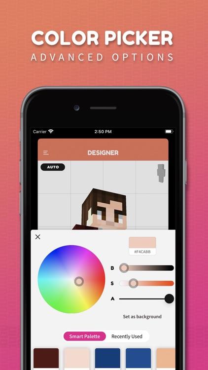 Doid - Skins for Minecraft screenshot-3