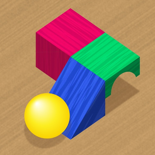 Woodish Brick & Ball Puzzles