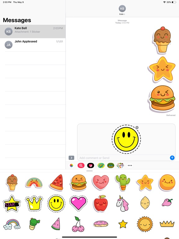 Daily Usable Stickers screenshot 6