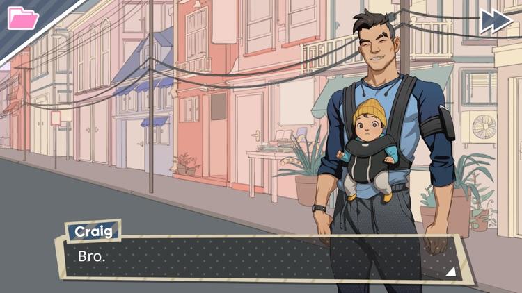Dream Daddy screenshot-8