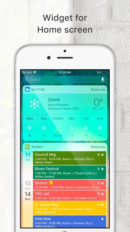 Teamup Calendar screenshot-5