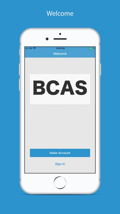 Screenshot for BCAS in Greece App Store