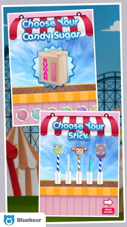 Cotton Candy!  - Maker Games screenshot-4