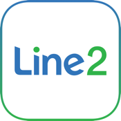 Line2 - Second Number on Your Phone icon