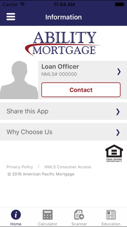 My Ability Mortgage