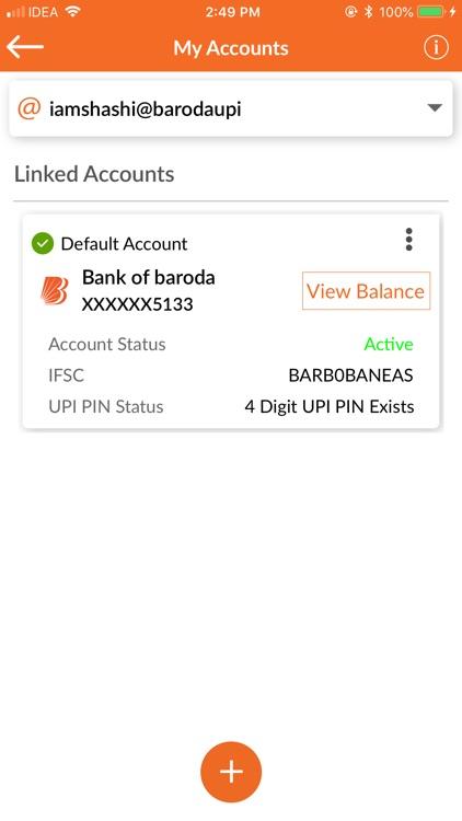 BHIM Baroda Pay screenshot-4