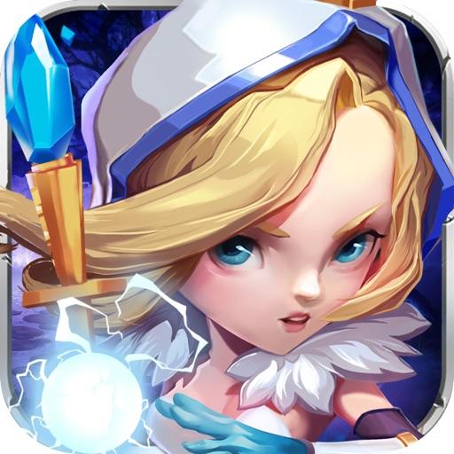 Tap Heroes: Clicker War