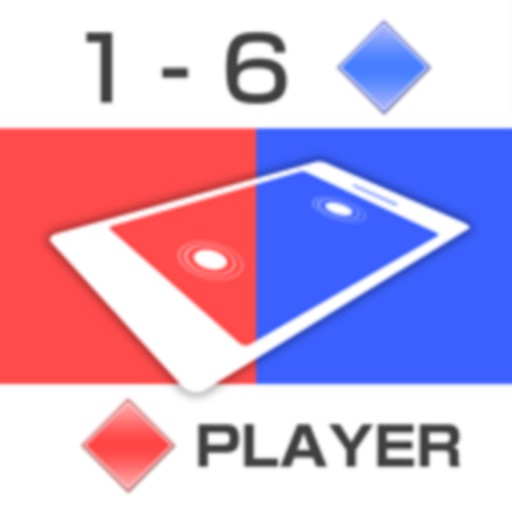 1-6 player games