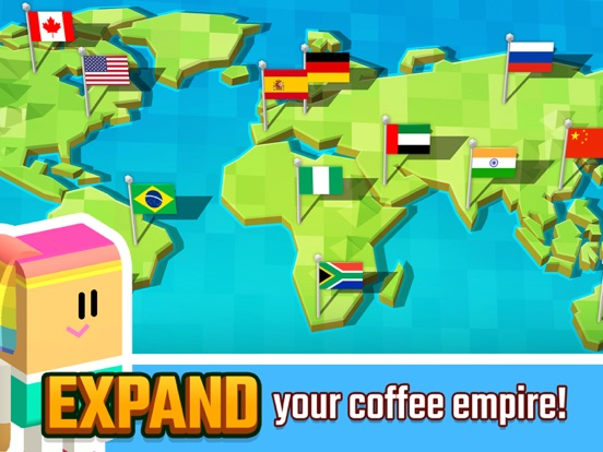 Idle Coffee Corp screenshot 7