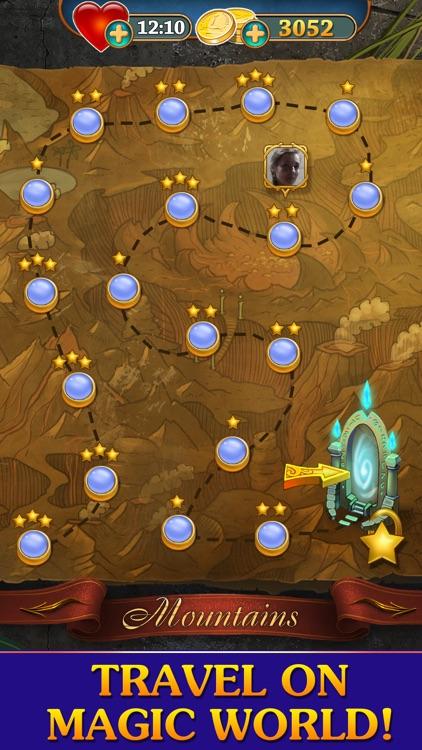 Magic Tri Peaks Solitaire Live screenshot-0