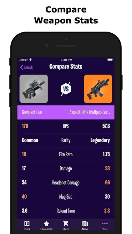 Stats for Fortnite Unofficial screenshot-7