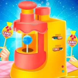 Bubble Gum Lollipop Maker