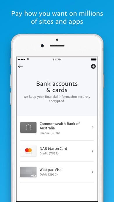 PayPal screenshot four