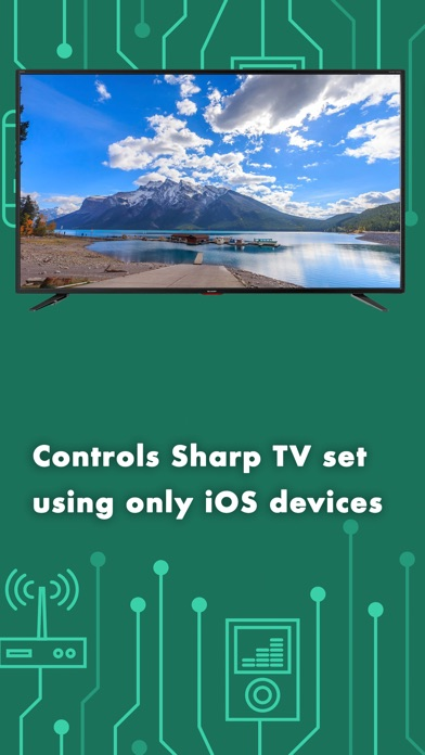 Smart Remote for Sharp TV PRO Screenshots