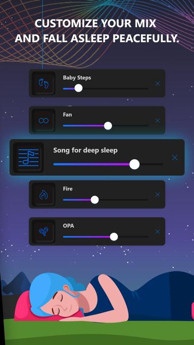 Sleep Sounds & Meditation App+ screenshot 2