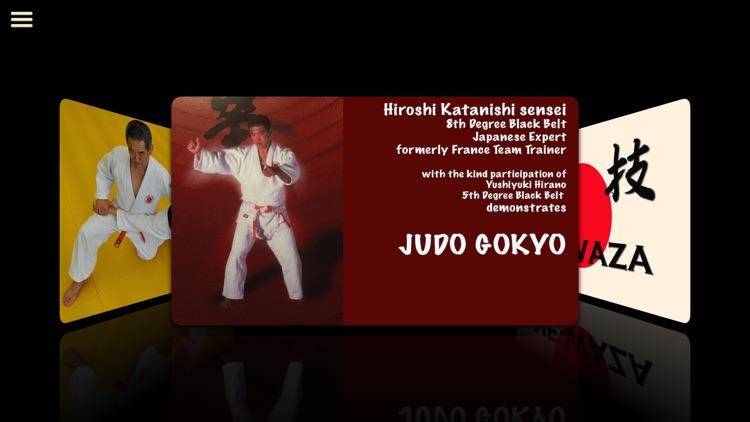 Judo Gokyo
