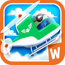 Wombi Helicopter - build your own helicopter and fly it