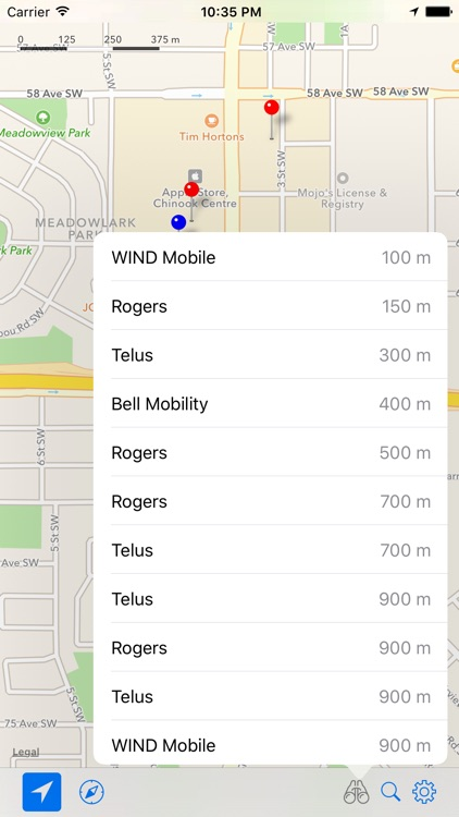 Cell Towers Canada screenshot-3