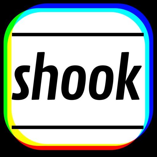Shook Business Card