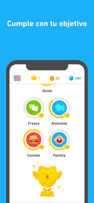 Duolingo En App Store