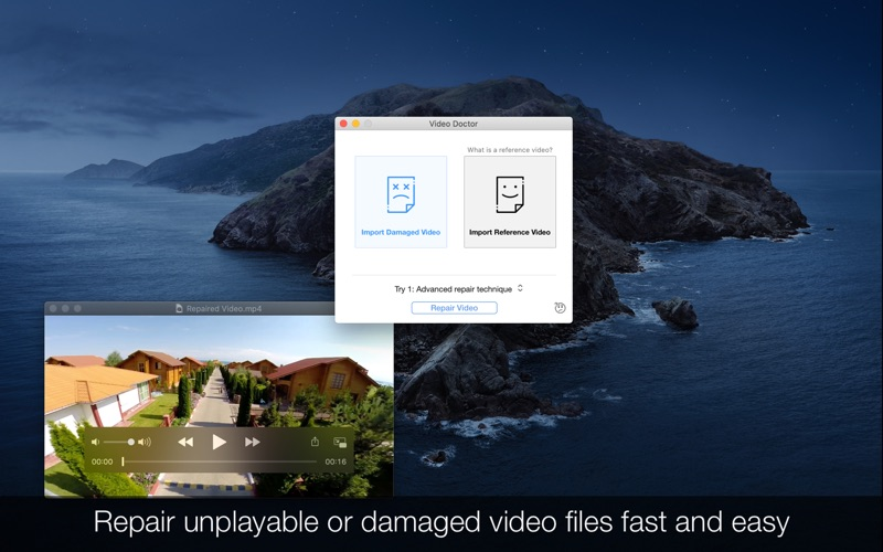 Video Doctor for Mac