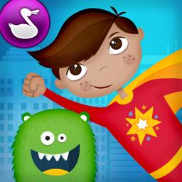 Ícone do app Superhero Comic Book Maker HD