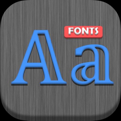 Keyboard. Fonts – Fancy Text