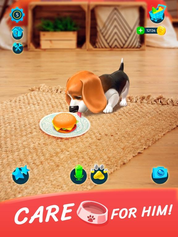 TamaDog! - AR Puppy Games screenshot 8