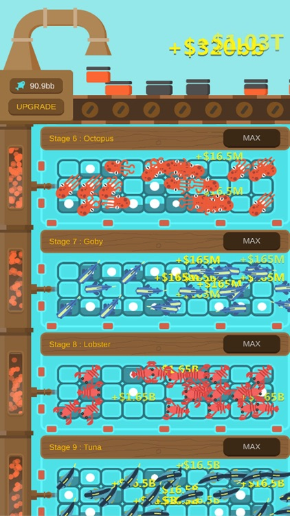 Fish Farm - Idle game