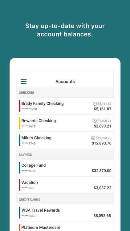 SF Fire CU Mobile Banking screenshot-3