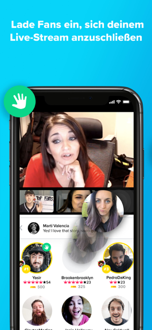 ?YouNow: Live Stream Video Chat Screenshot