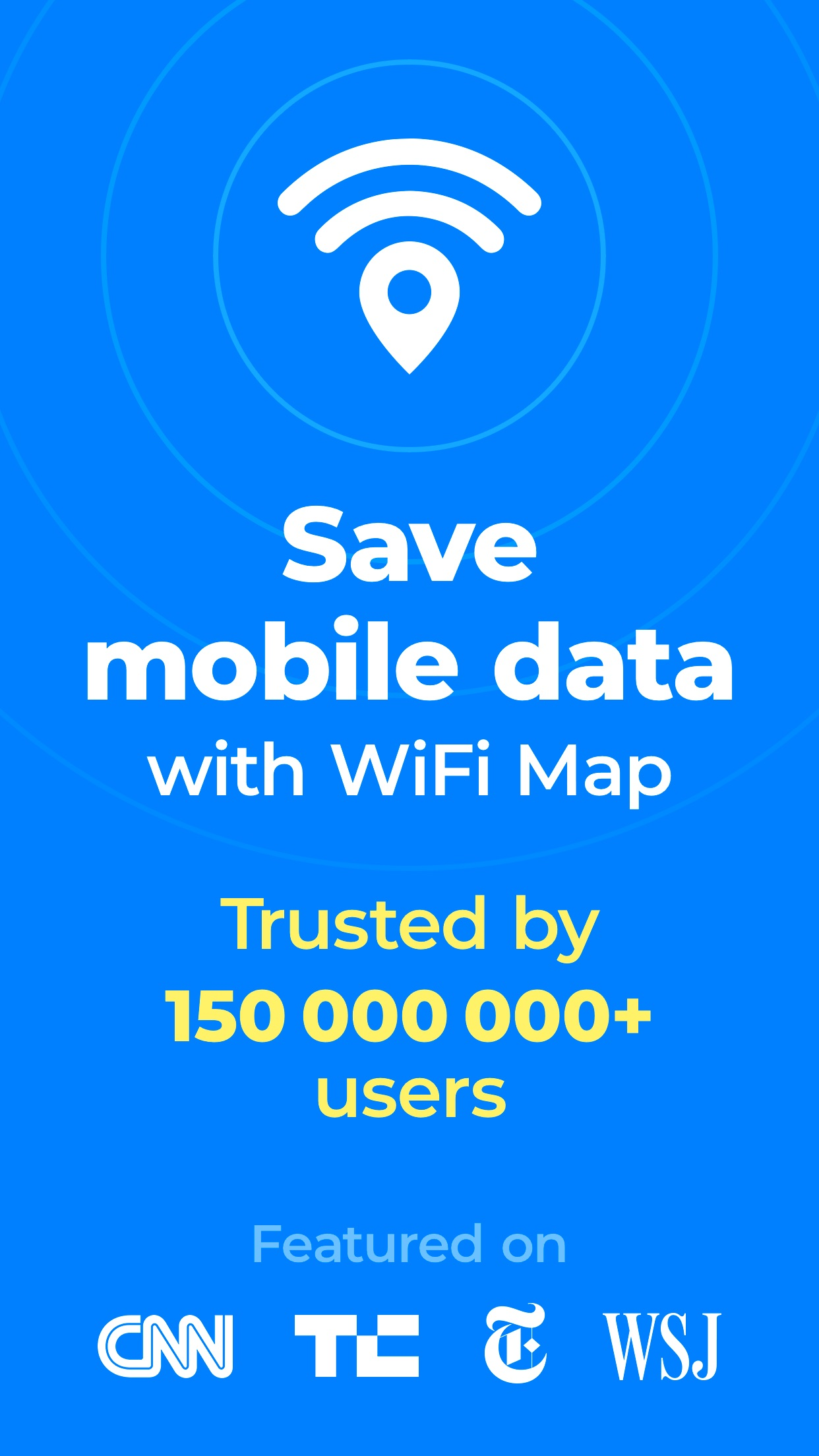 Screenshot do app WiFi Map Pro - WiFi Everywhere