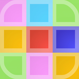 Ícone do app Light Fields Block puzzle Glow