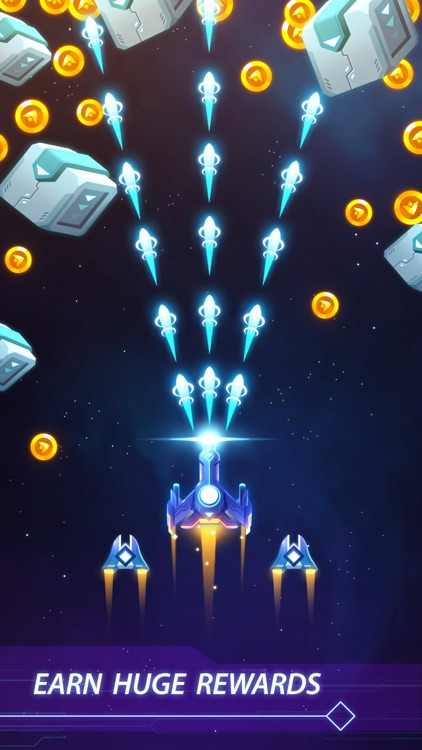 Galaxy Shooter - Strike Force screenshot-4