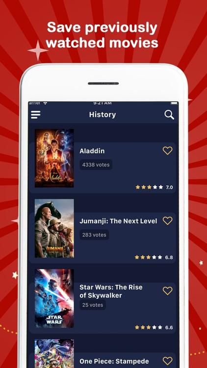 My Movies - Movie & TV Show HD screenshot-9