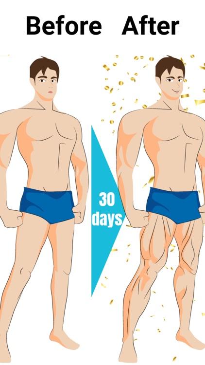Leg Workouts Lower Body men