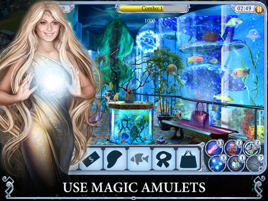 Hidden Objects: Twilight Town screenshot