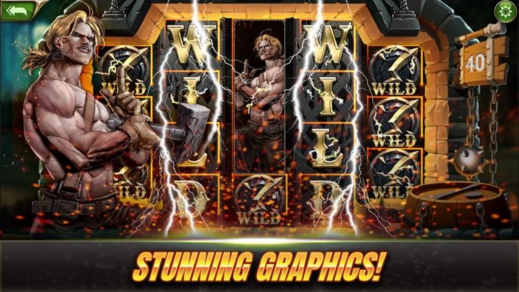 Slotventures -Hot Vegas Slots screenshot-6
