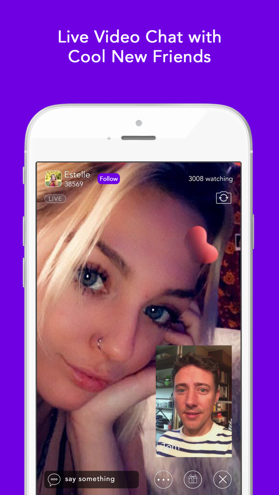 Coco - Chat vidéo en direct dans l'App Store